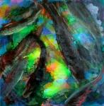 poissons_acrylique_sur_papier_51x51