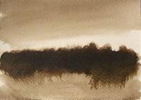 paysage_2_brou_de_noix_pastel_et_encre_10,5X14,7