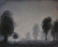 paysage_nocturne_3_pastel_sur_papier_15X19