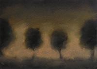 paysage_nocturne_9_pastel_sec_sur_papier_10,5X14,7