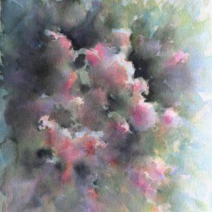 aquarelle sur papier, 36X36