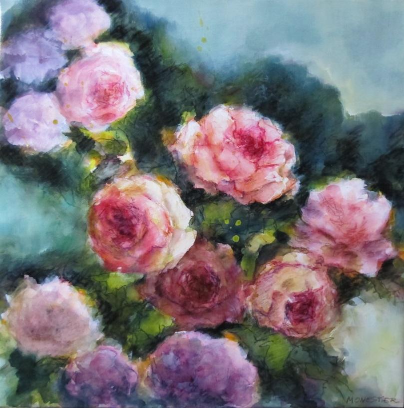 Fabienne monestier artiste peintre for Style de peinture