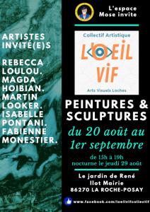 Exposition à La Roche Posay