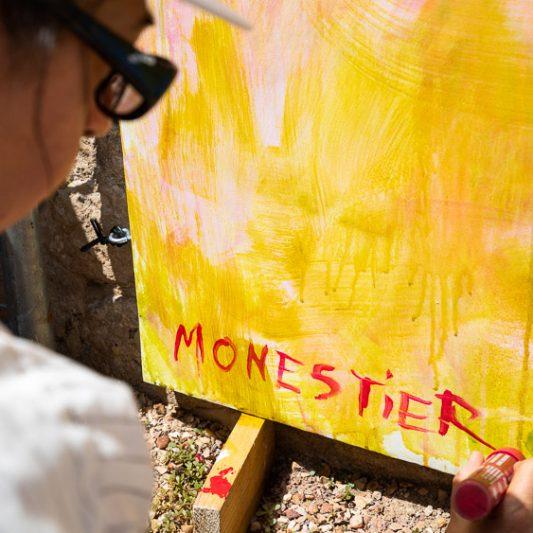 Fabienne Monestier - Artiste peintre