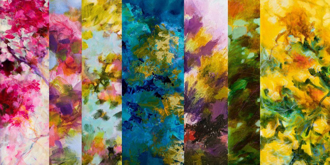 Oeuvres récentes - Fabienne Monestier