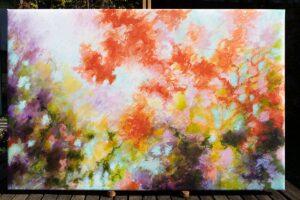 Les mimosas rouges
