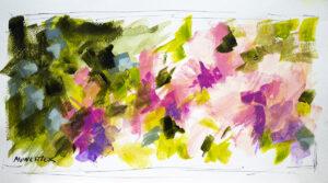Croquis floral 1
