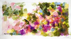 Croquis floral 2
