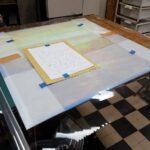 Quand les peintures doivent voyager (2eme partie)