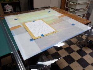 Read more about the article When paintings have to travel (part 2)